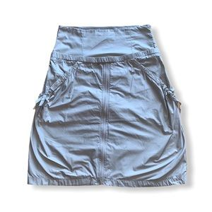 Sarah Pacini cargo mini skirt - size 0